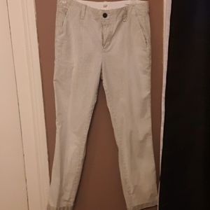 Gap Girlfriend Chino pants size 2